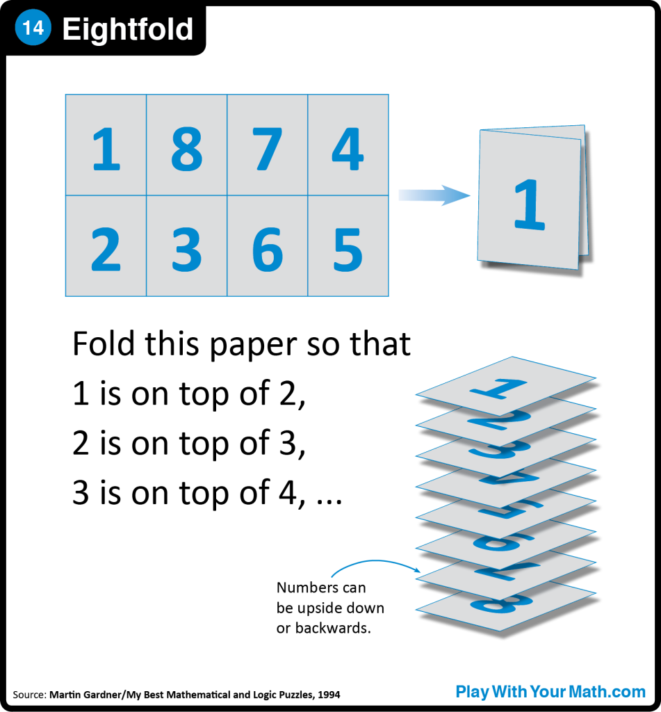 14. Eightfold – Play With Your Math
