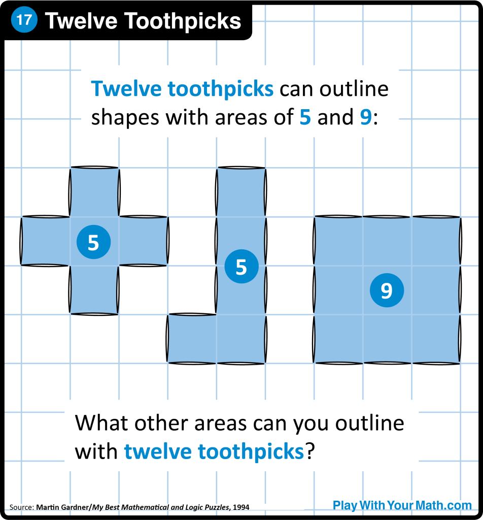 17-Twelve Toothpicks Sq